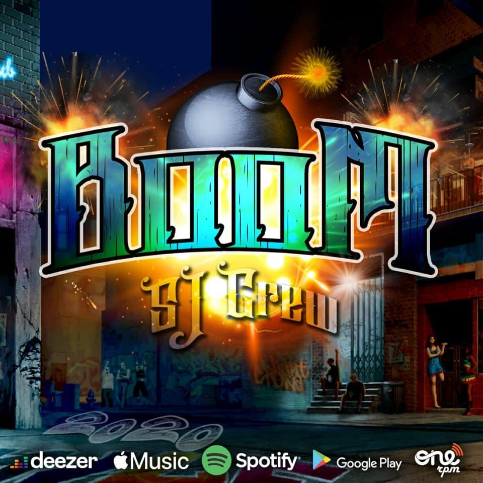 SJ Crew anuncia su nuevo álbum «Boom»